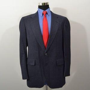 HSM Hart Schaffner Marx 42R Sport Coat Blazer Suit